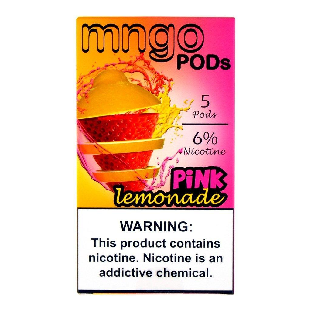MNGO Pods Pink Lemonade